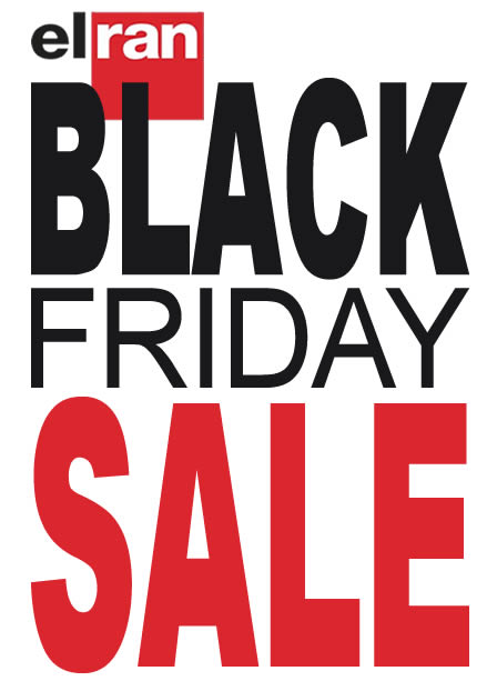 Elran Factory Authorized Black Friday Sale