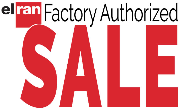 Elran Factory Authorized Sale
