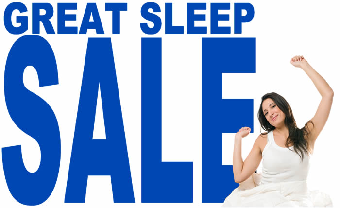 Gilberg Furniture Great Sleep Sale