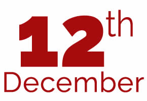 12th of December
