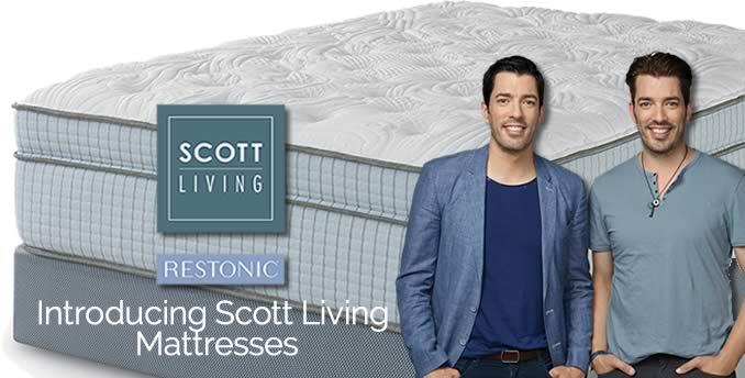 Scott Living by Restonic Mattresses