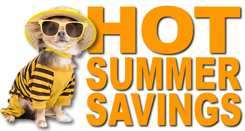 Gilberg Furniture Summer Hot Buys