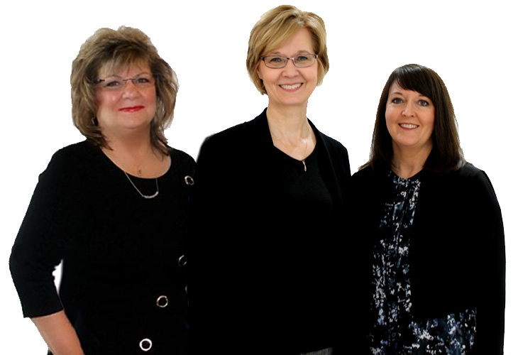 Jill, Lori and Helen