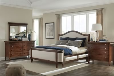 Durham Prominence Bedroom