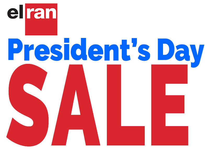 Elran Factory President's Day Sale