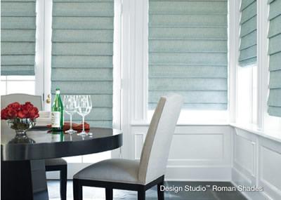 Design Studio Roman Shades