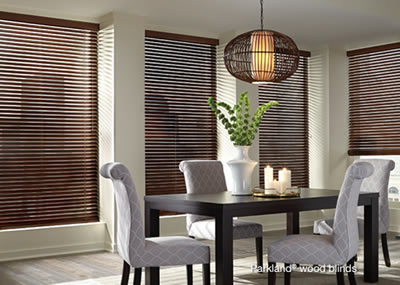 Parkland Wood Blinds