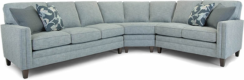 Smith Brothers sectional