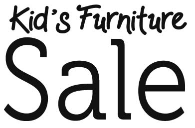 Kids Furniture Sale