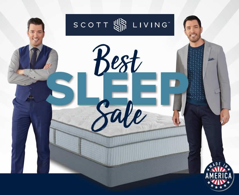 Gilberg Furniture Great Sleep Sale