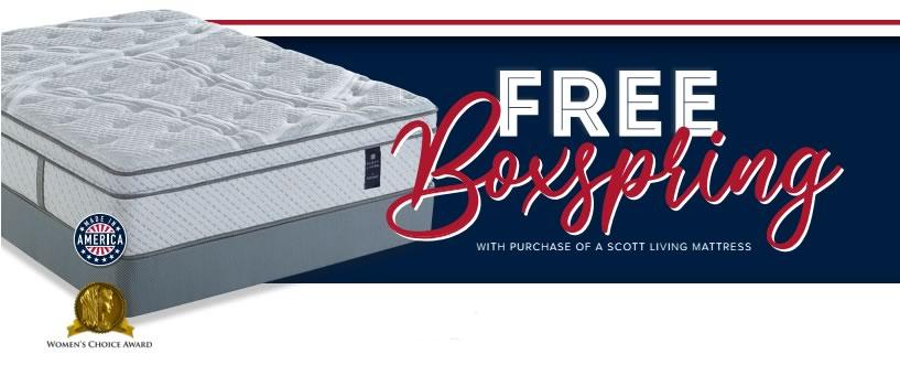 FREE Boxspring