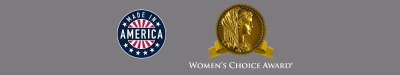 Made in Americe - Women's Choice Award