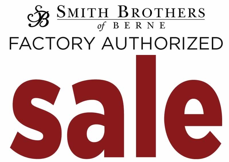 Smith Brothers Factory Authorized Sale Banner