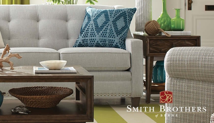Smith Brothers of Berne style 203 Sofa